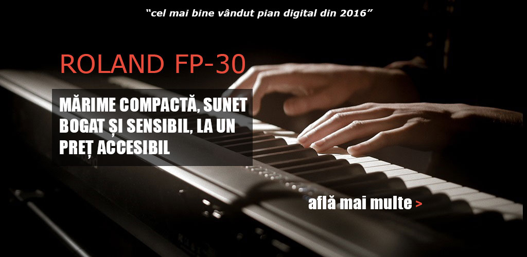 Pian Digital Roland FP 30 Reducere